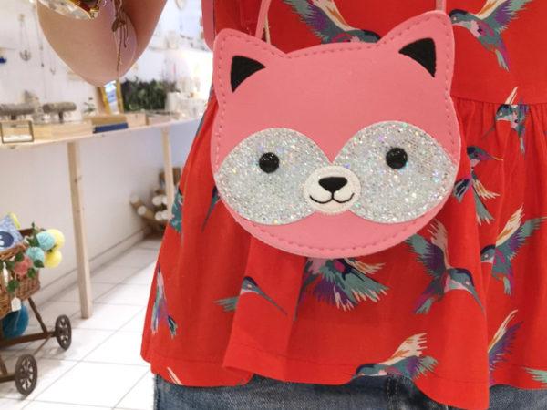 Le sac Malo en rose fushia
